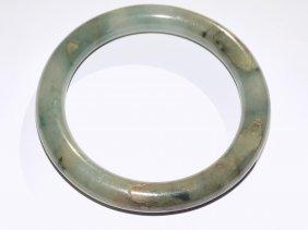 Ching Chinese Natural Jade Bracelet