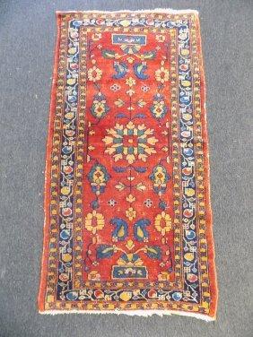 19th Century Persian Sarouk Rug