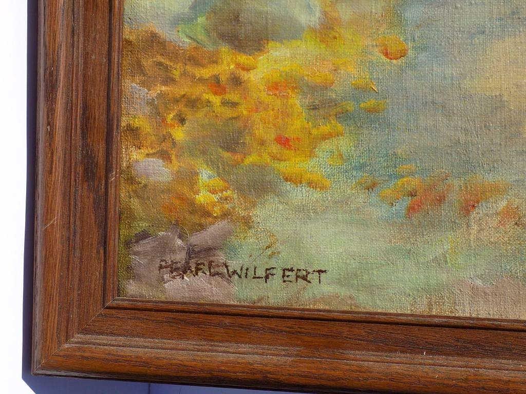 PEARL WILFERT - CATSKILLS WOODLANDS PAINTING Pearl - 3