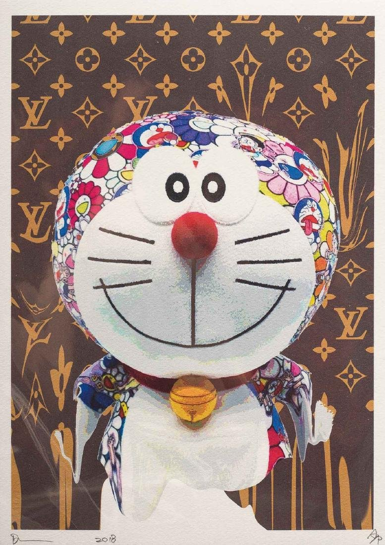 Death NYC Doraemon