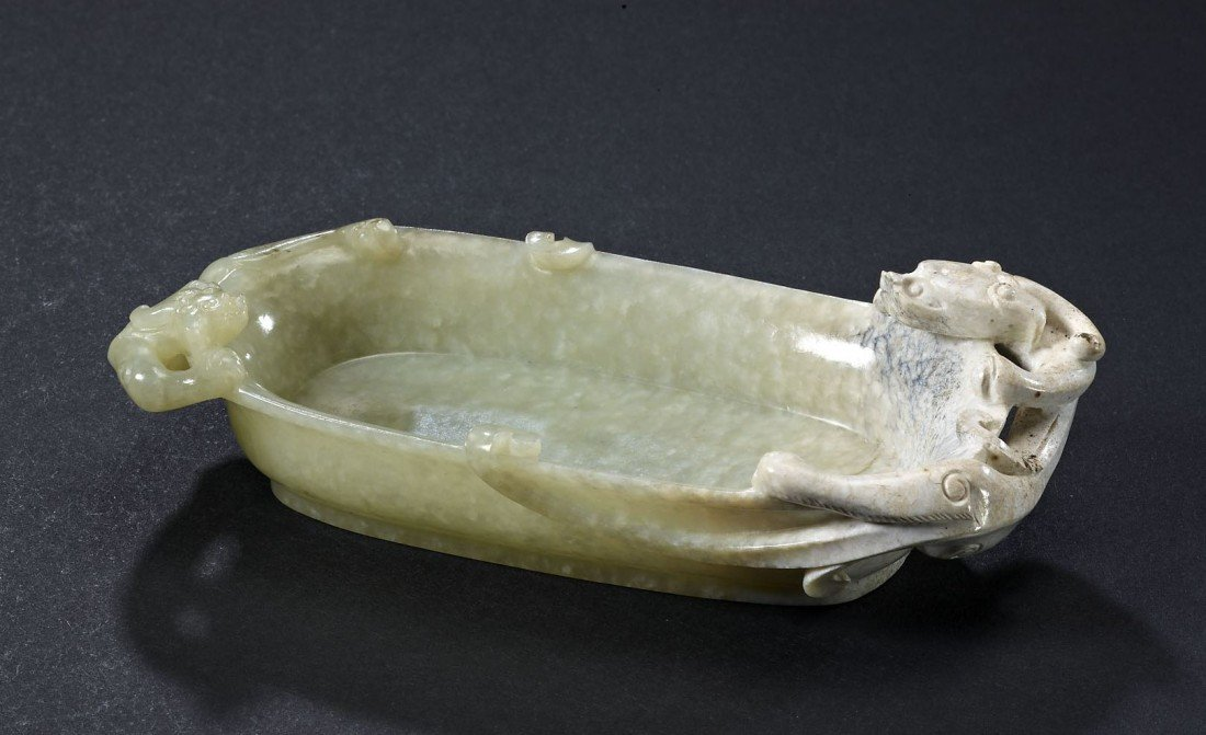 16: A Carved Jade Washer