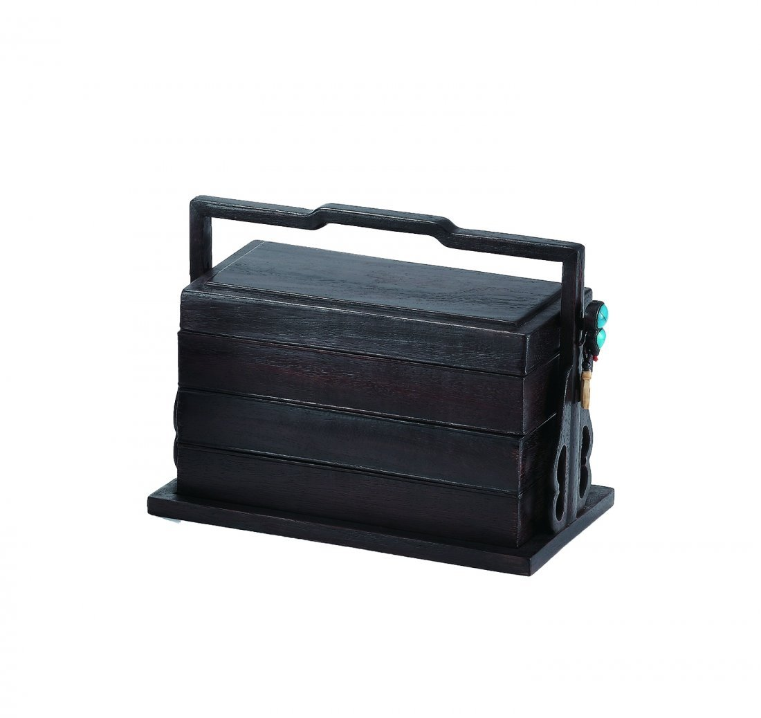 A HARDWOOD BOX