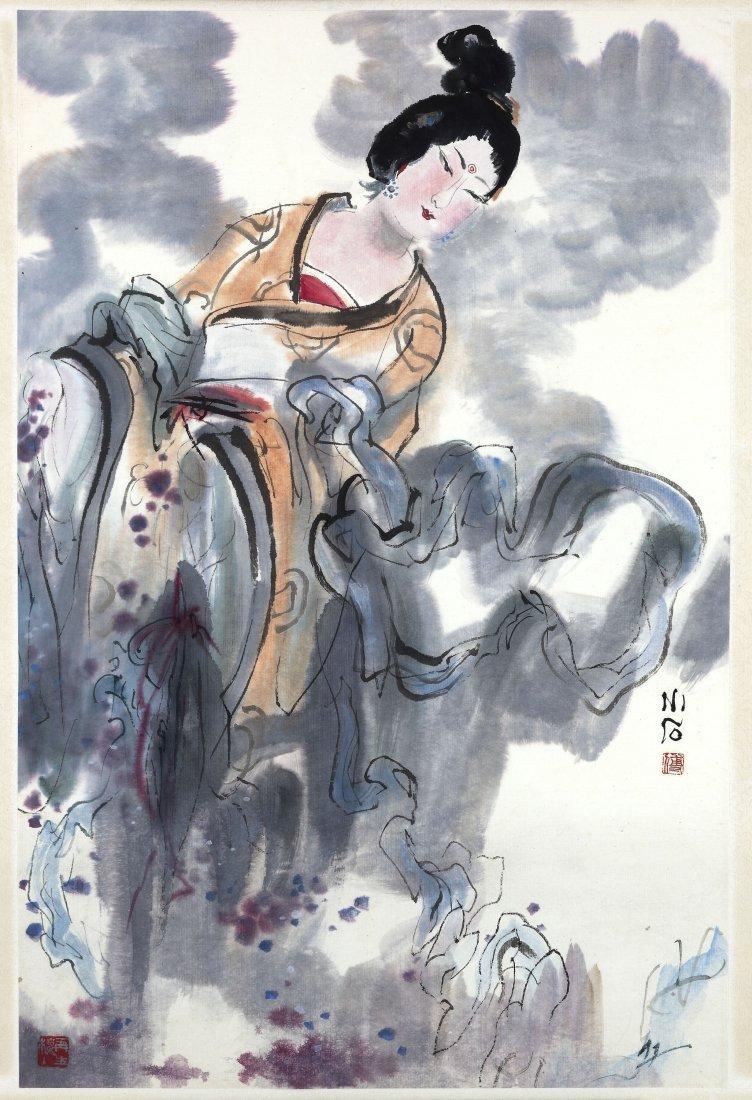 FU XIAOSHI(b.1932), A SENIOR CONCUBINE