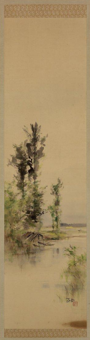 KINICHIRO ISHIKAWA(1871~1945), LANDSCAPE