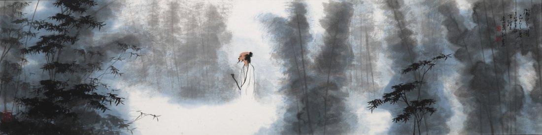 Li Yihong (b.1945), Green Scenery