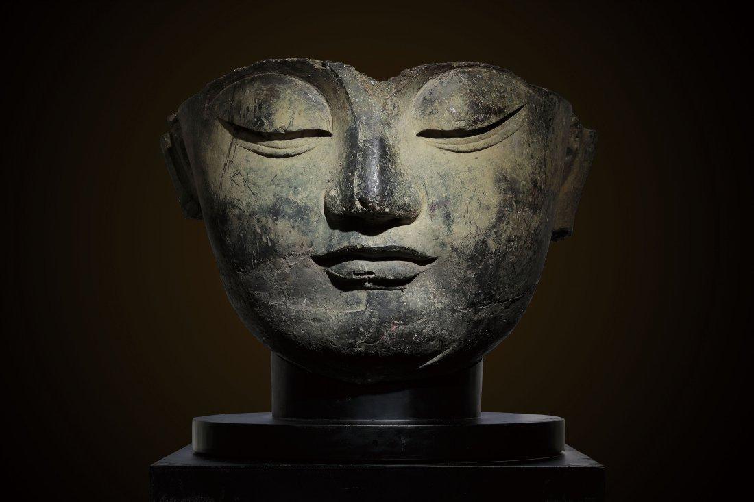 A Bronze Figure Of Sakyamuni, Song