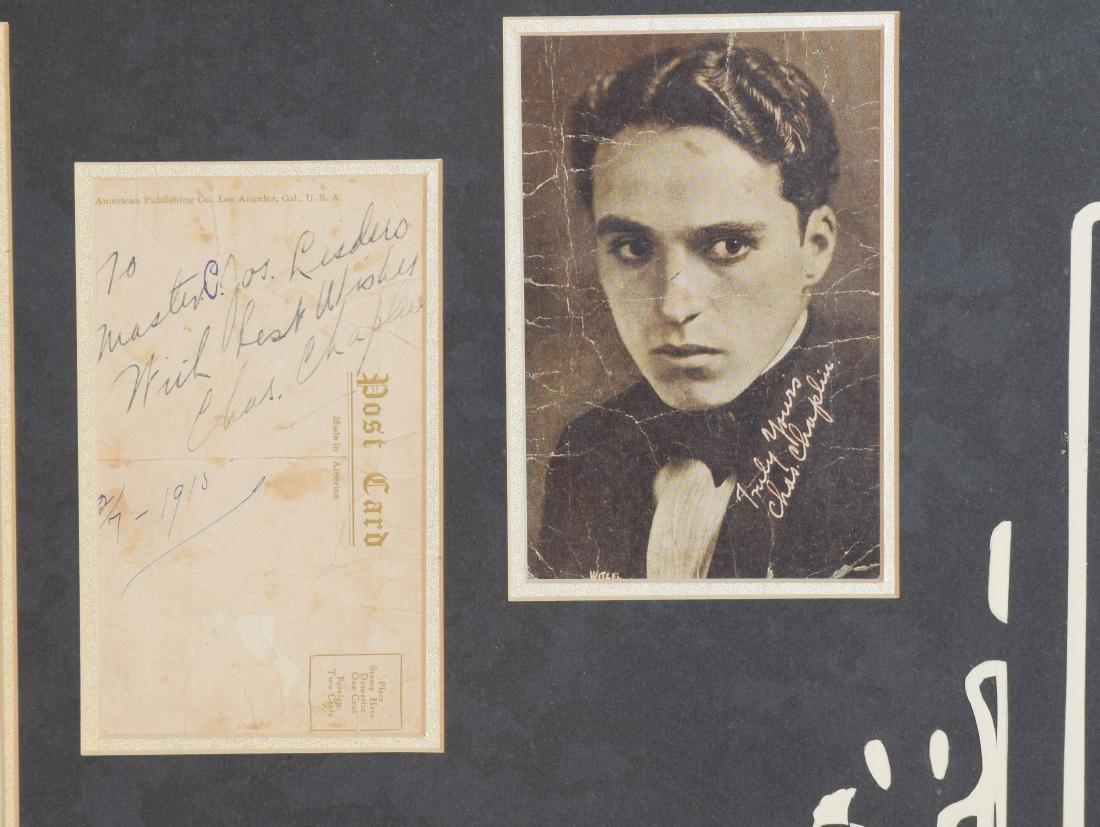 Charlie Chaplin Secretarial