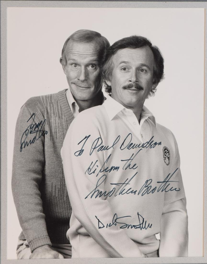 Smothers Brothers SP