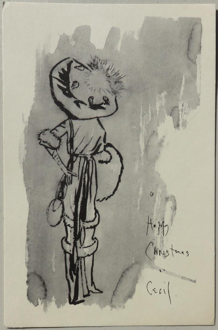Cecil Beaton collection of letters to Aileen Mehle