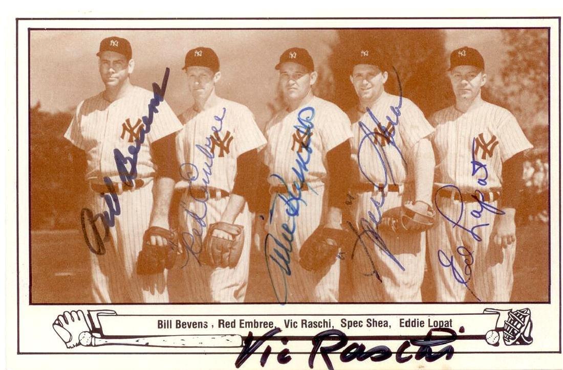 Yankees Spring Training 1948