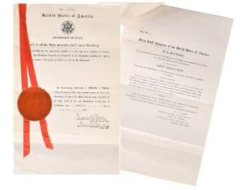 "Original 19th Amendment ""Proposing an amendment to the"