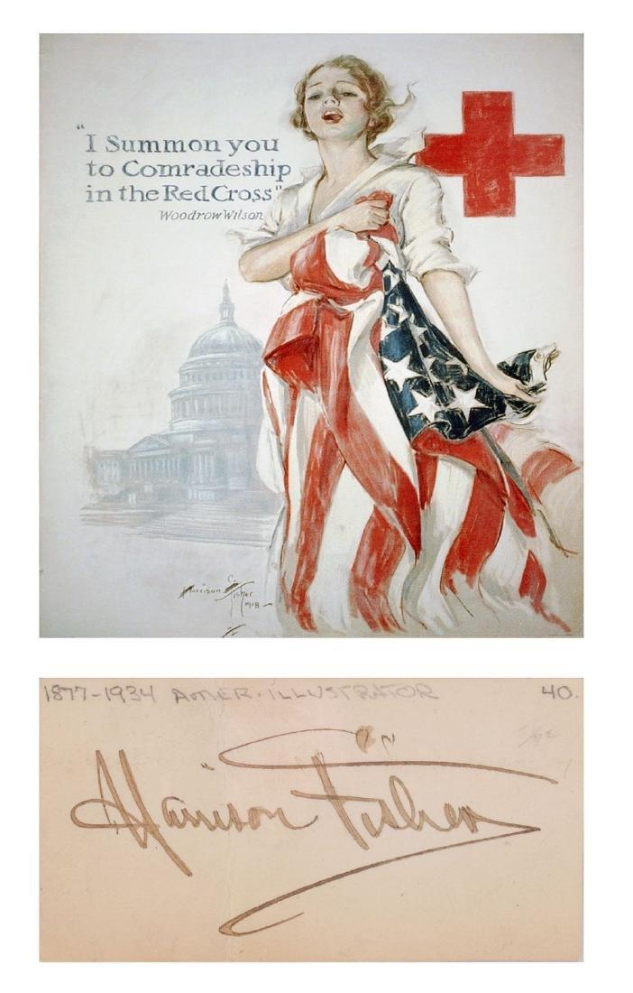 Illustrators Gustav Dore,  James Montgomery Flagg, - 4