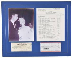 Marilyn Monroe & Joe DiMaggio Collection