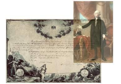 George Washington Society of the Cincinnati Membership