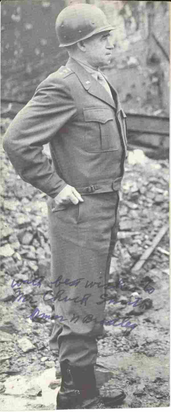WW2 Collection Of Generals signed photos , Doolittle,