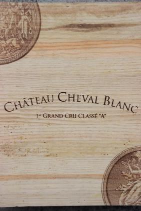 Caisse de 3 magnum Château Cheval Blanc 2011
