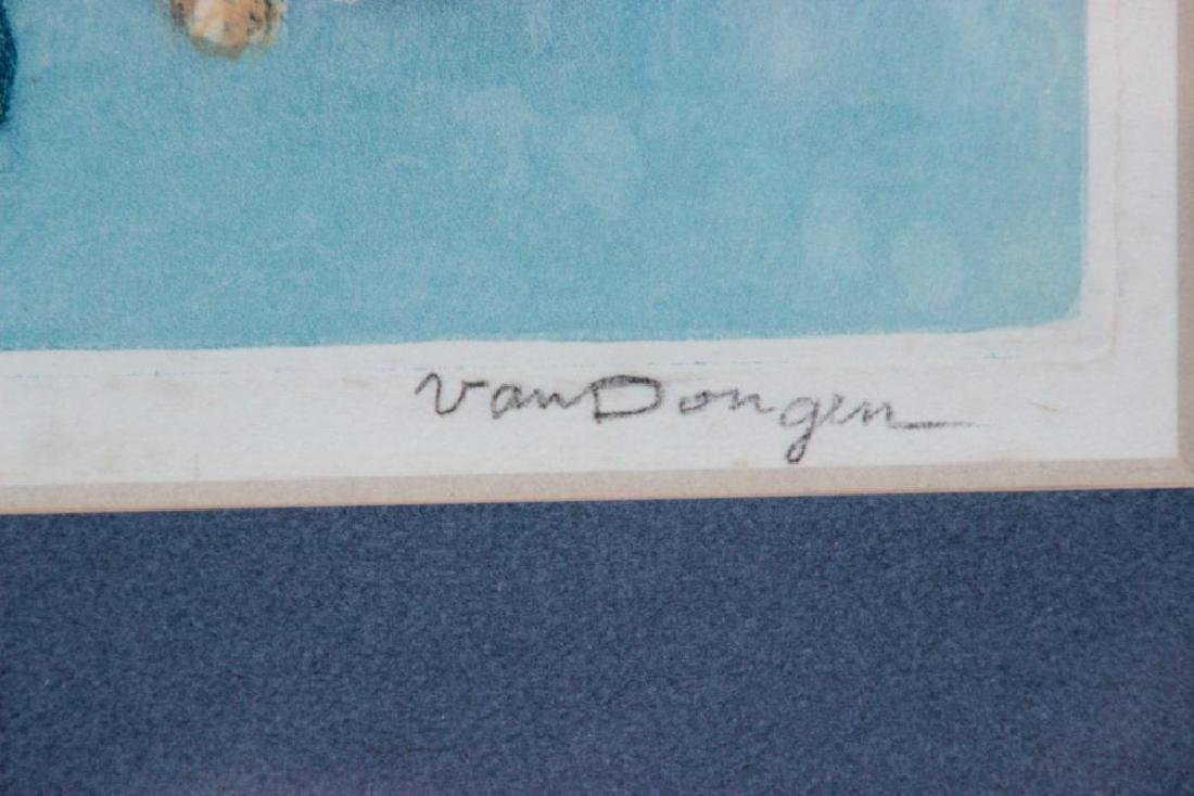 Kees VAN DONGEN (1877-1968), d'après Deux élégantes - 2