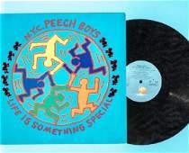 HARING Keith (1958 - 1990) NYC Peech Boys- Life is