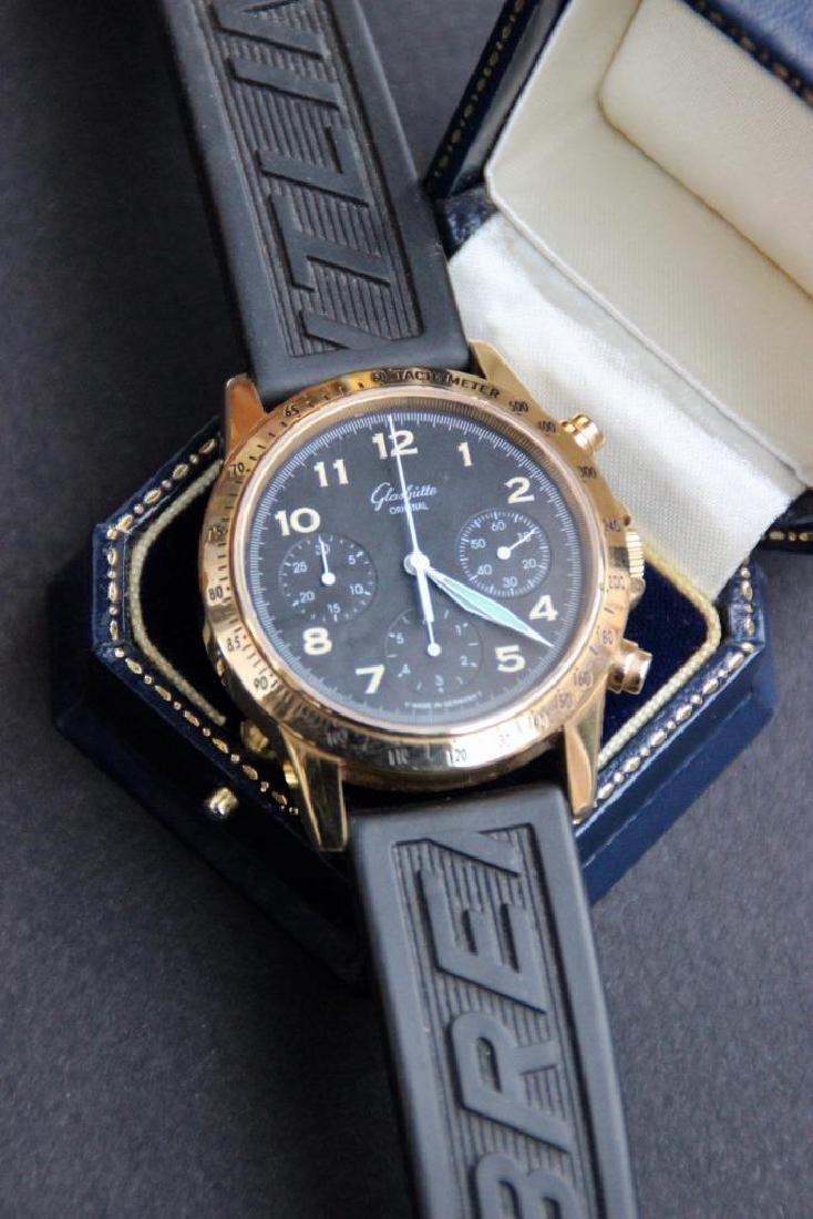 GLASHÜTTE ORIGINAL  Montre bracelet chronographe pour
