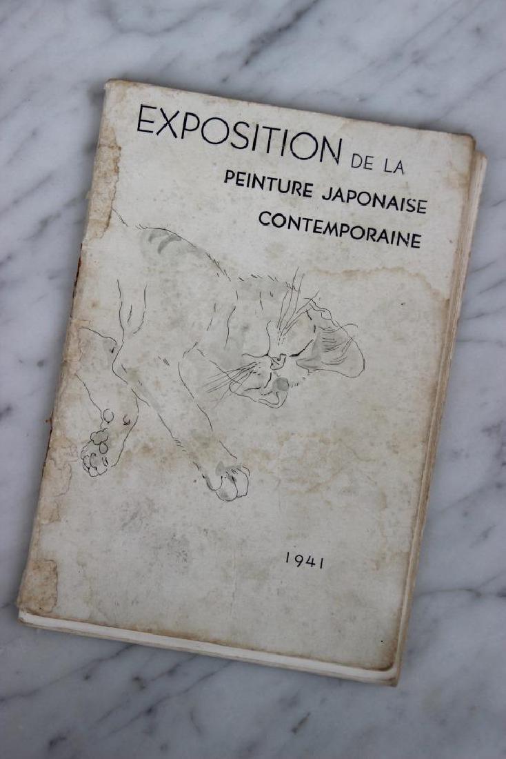 Léonard FOUJITA (1886-1968) Exposition de la peinture