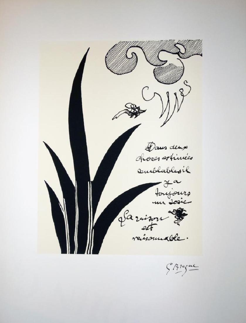 Georges BRAQUE (1882-1963) De deux choses l'une