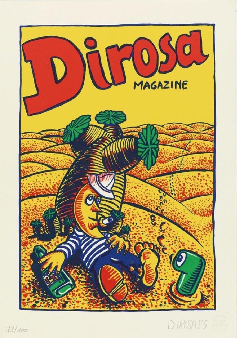 Richard Richard DIROSA (1959) Page de couverture DIROSA