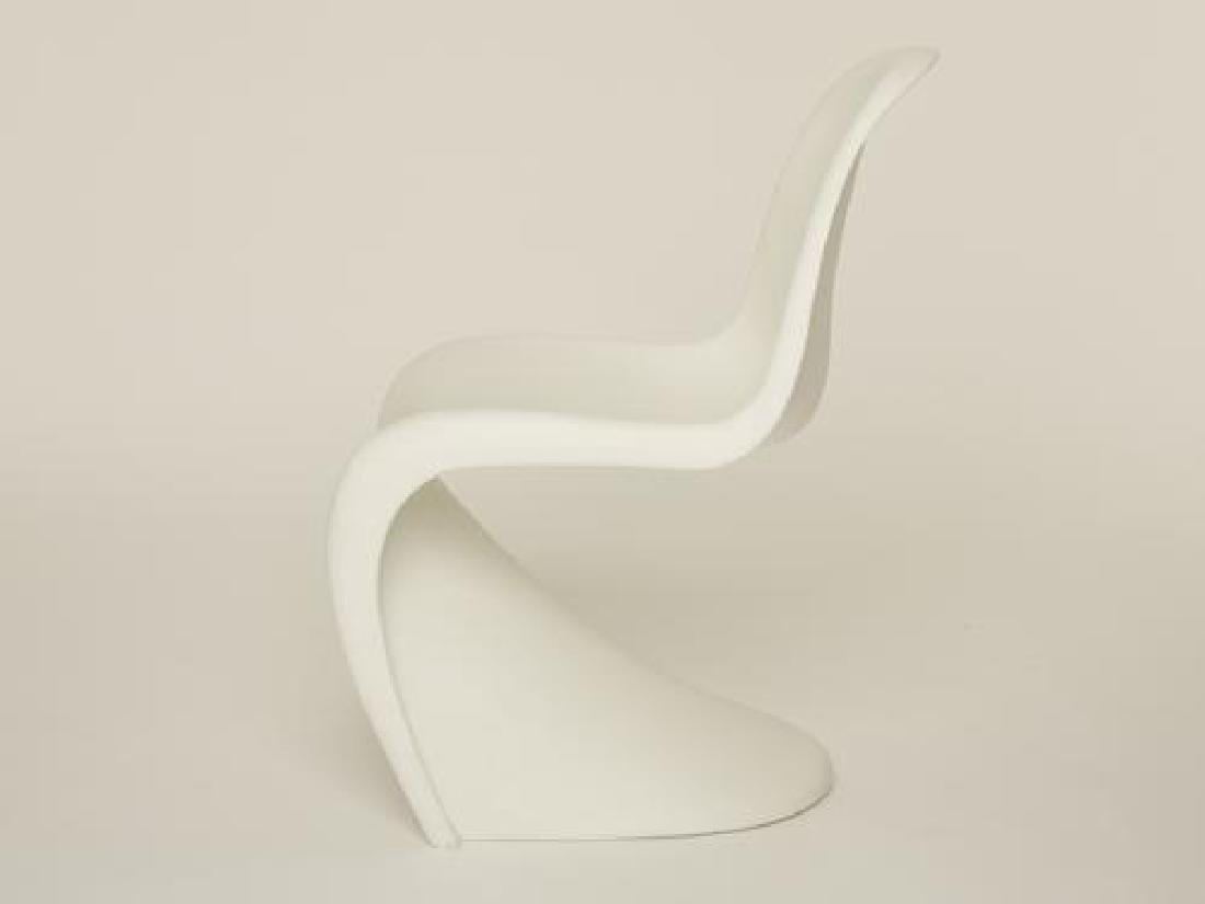 Verner PANTON (1926-1998) -  Vitra  Paires de chaises