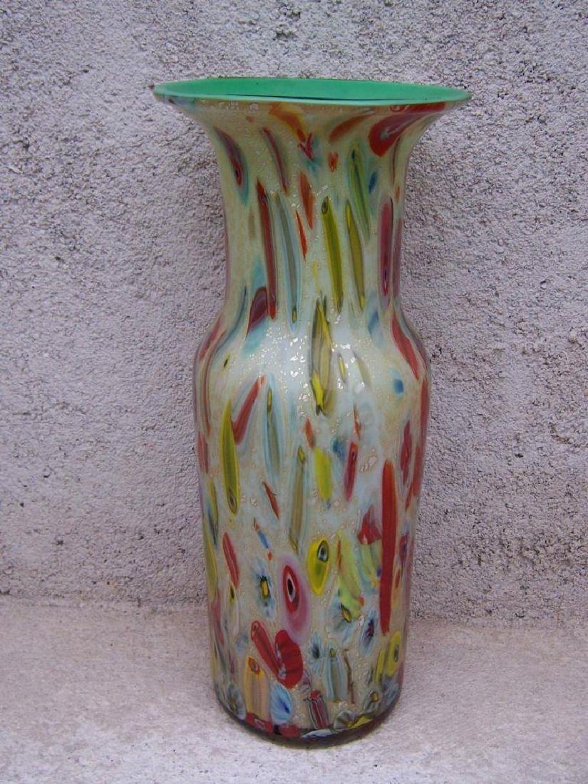 Dino MARTENS (1894-1970) Grand vase à murines