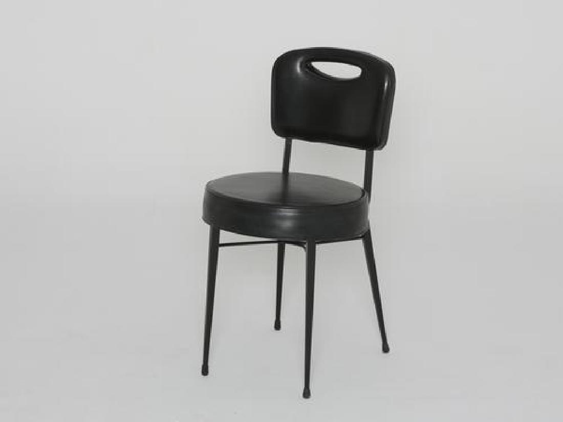 """Edition 4 P Suite de quatre chaises modèle """"Longchamp"""""""