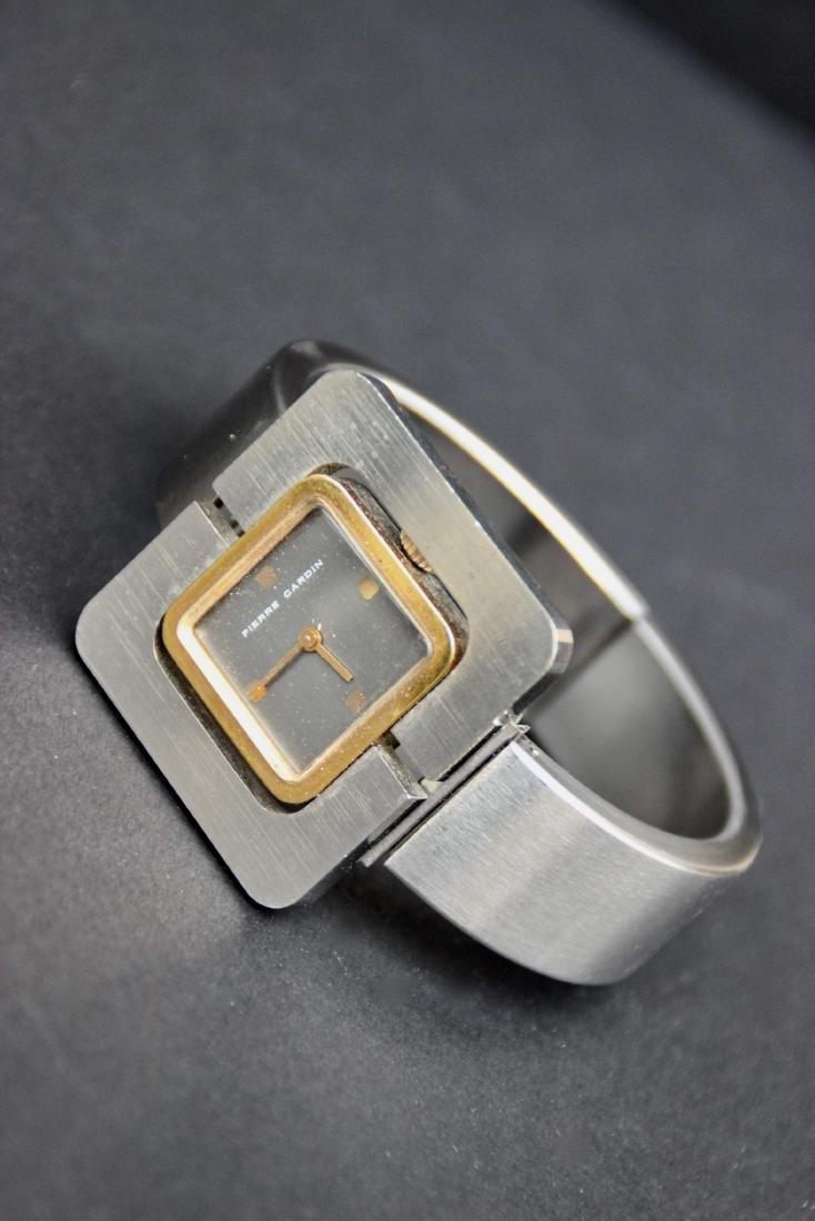 Pierre CARDIN pour JAEGER Montre bracelet pour homme en