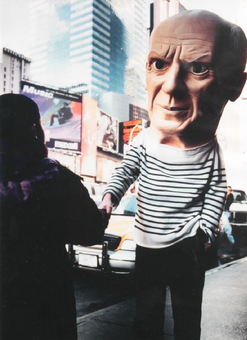Maurizio CATTELAN (né en 1960). Picasso - 2000