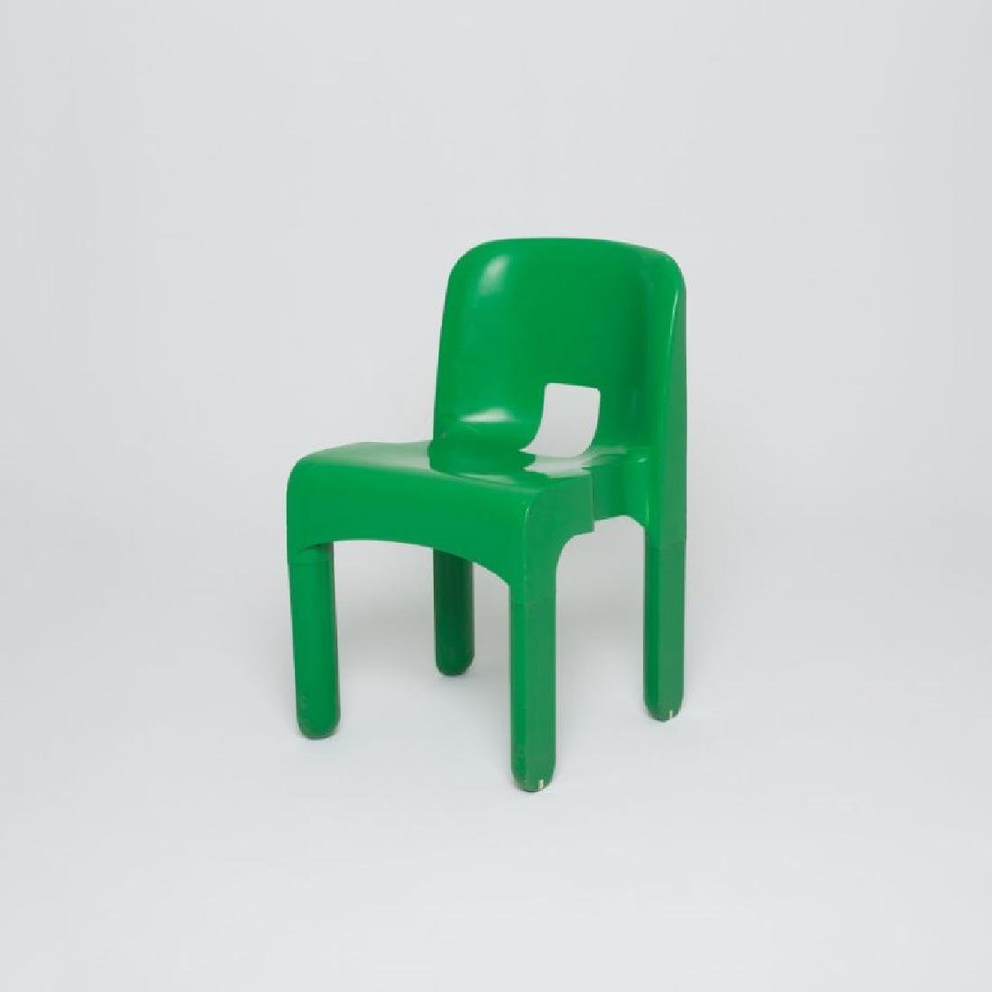 Joe COLOMBO (1930-1971) - Edition Kartell Suite de six