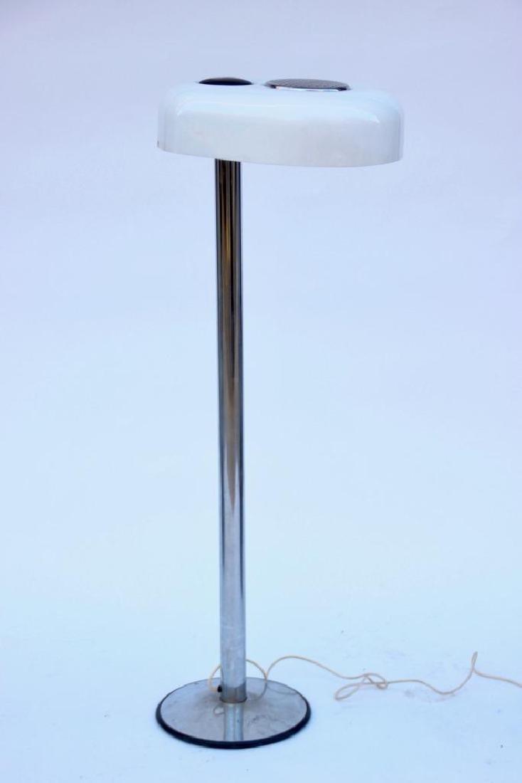 R. CARRUTHERS & LEUKA ( XX) Lampadaire modèle «CLAP