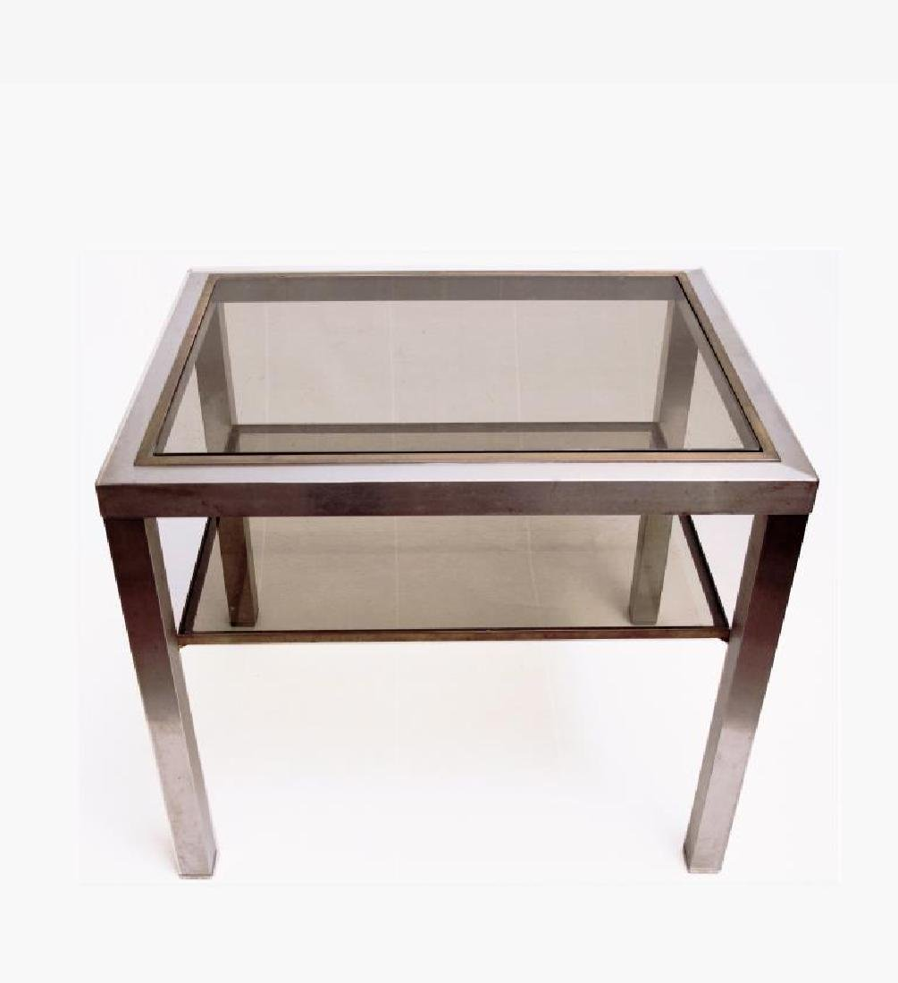 Jean CHARLES (XX-XXI) Table d'appoint de forme