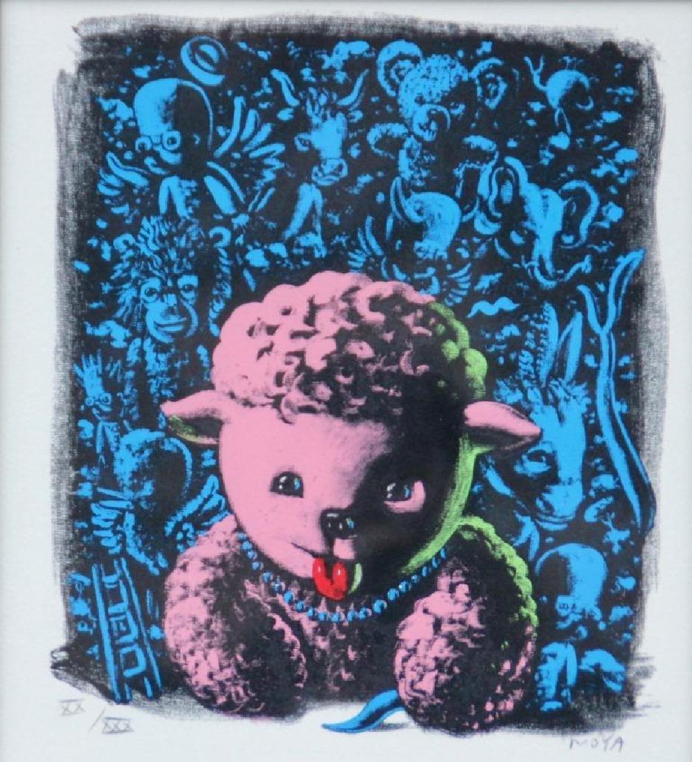 Patrick MOYA (1955)  Dolly et ses amis - 2011