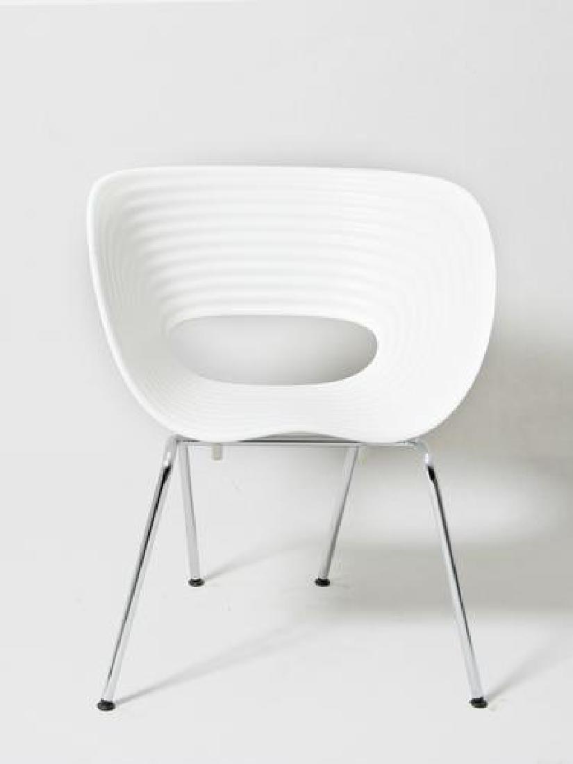 Ron ARAD (1951) - Vitra  Suite de quatre chaises,