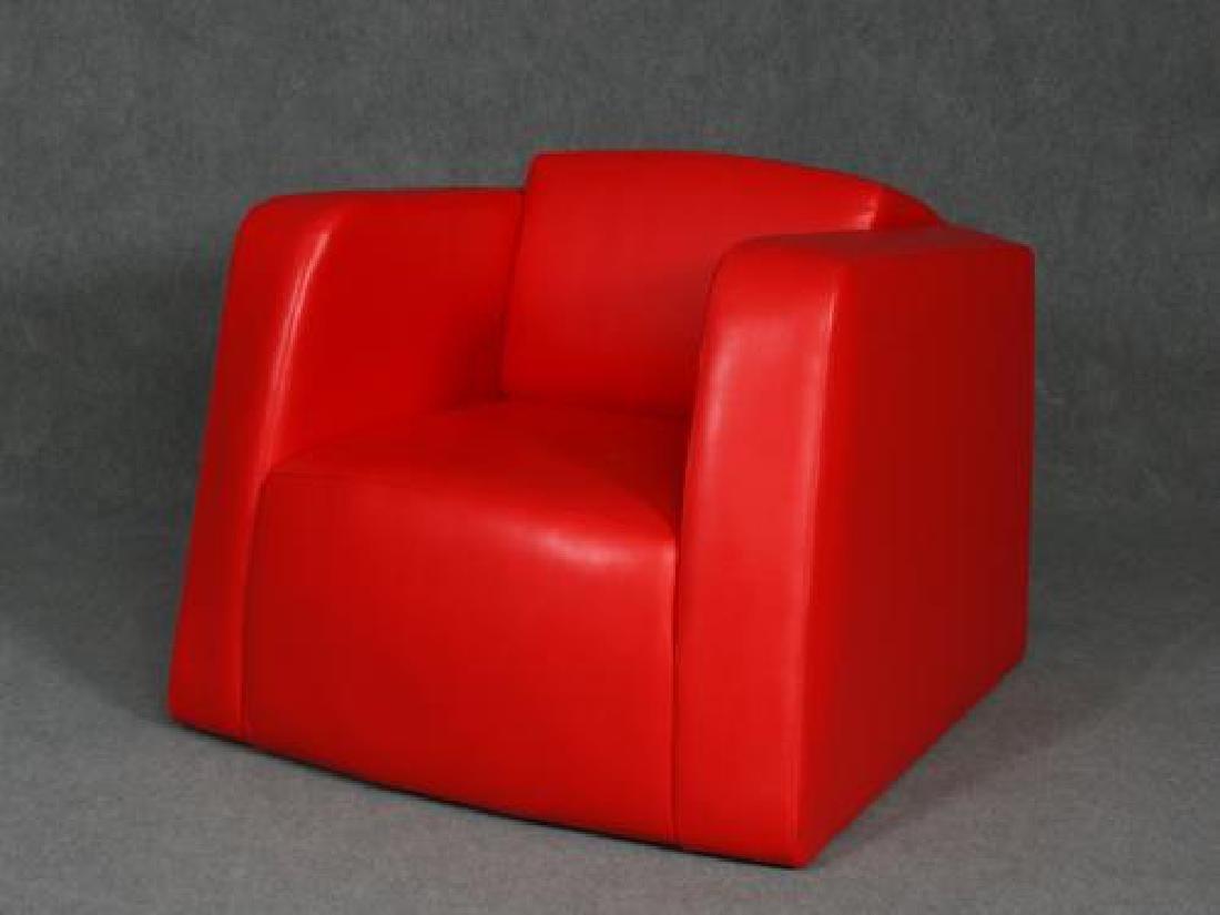 Pascal BAUER (1960) - Ed. TOTEMA  Paires de fauteuils