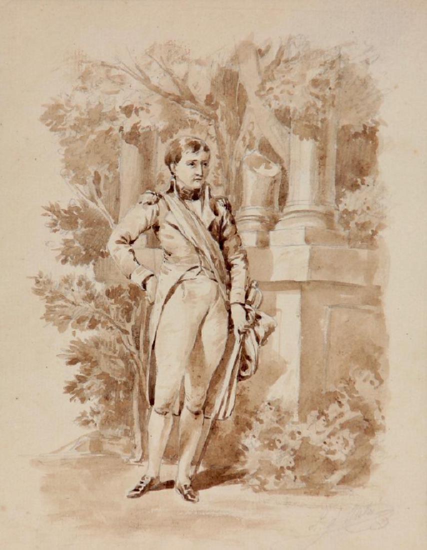 L.H. DUGRAS (XIX° siècle) L'empereur Napoléon Ier