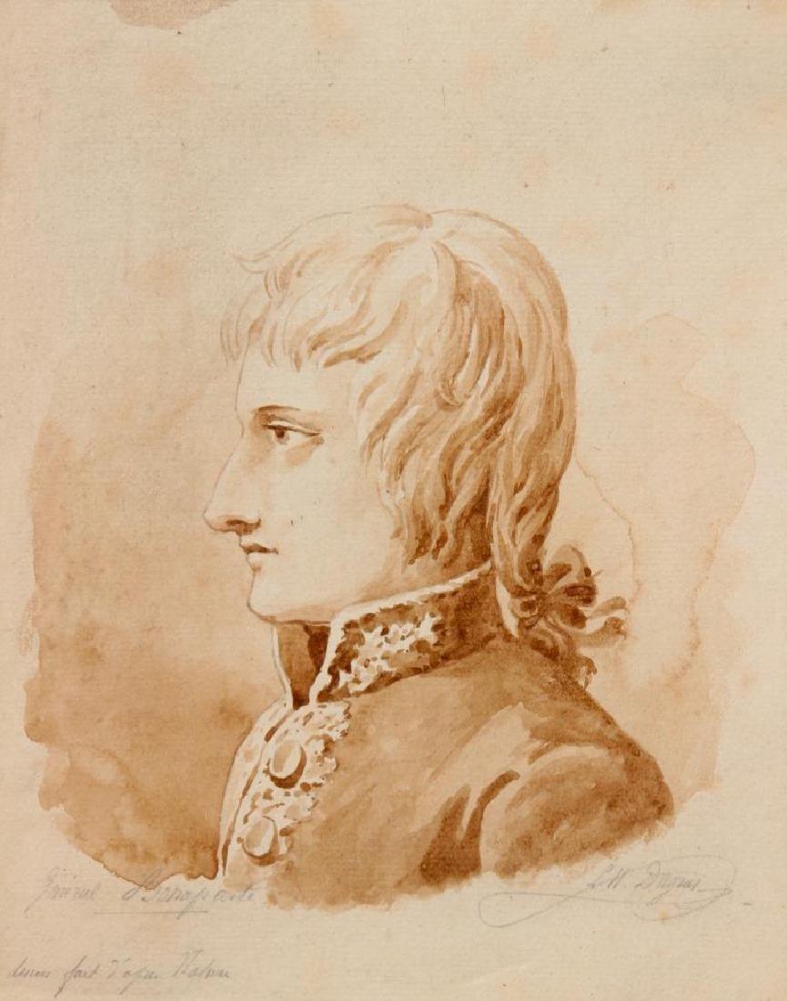 L.-H. DUGRAS (XIX°siècle)  d'après Antoine Jean GROS