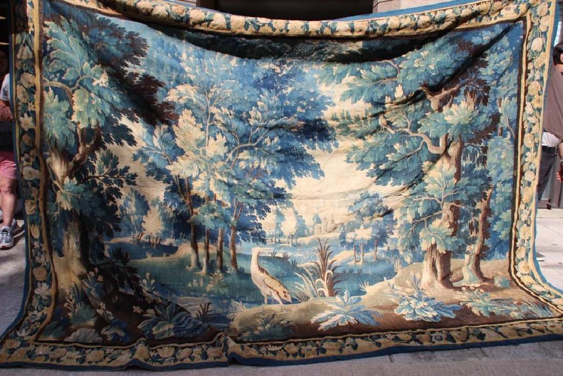 Grande tapisserie d'AUBUSSON