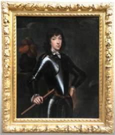 Nicolaes MAES (1634-1693) Portrait présumé de