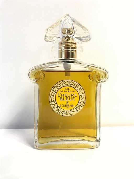 Guerlain Flacon De Parfum Lheure Bleue 75 Ml