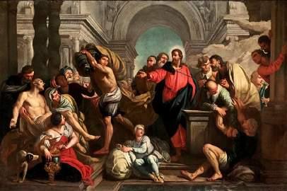 Ecole italienne de la fin du XVIIème siècle