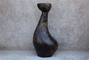 Françoise BIZETTE (1914-1996) Grand vase