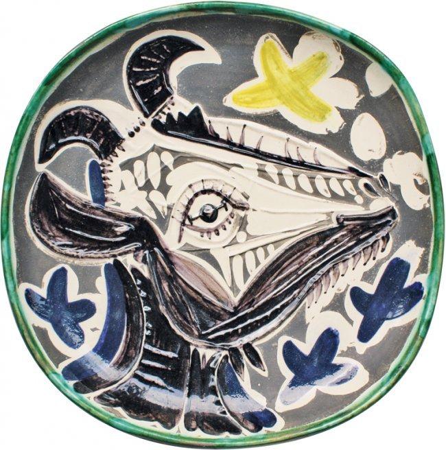 320: Pablo PICASSO (1881-1973) - MADOURA Editeur