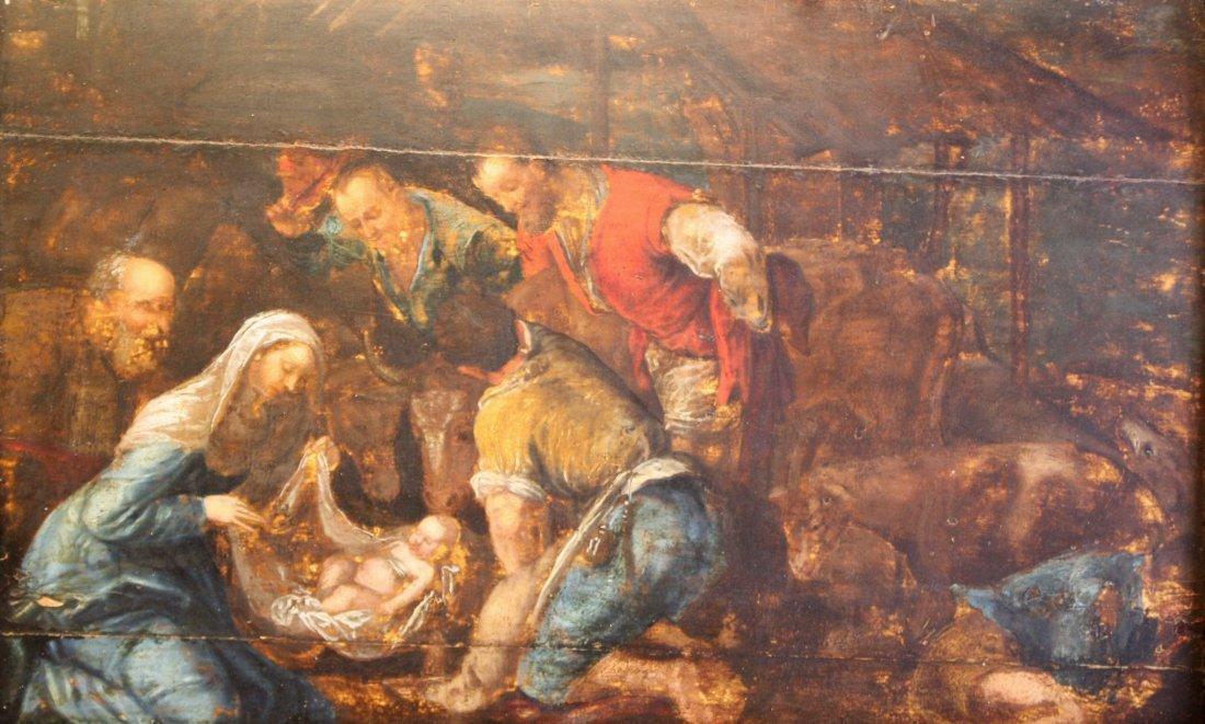 37: Ecole espagnole du XVIIe siècle, suiveur de Pedro O