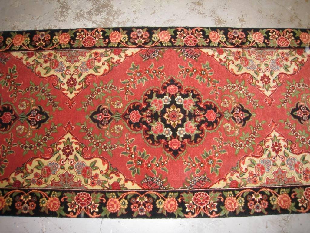 Fine Galerie TABRIZ (Nord Ouest de l'Iran) Fond vieux r