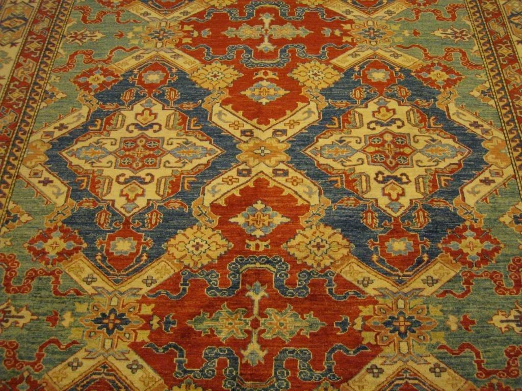 Original et grand KAZAK (Caucase du Sud) A décor de dra