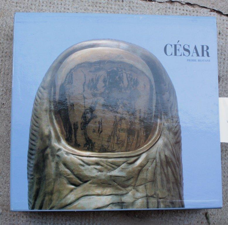 Pierre RESTANY CESAR Editions de la différence, Paris,