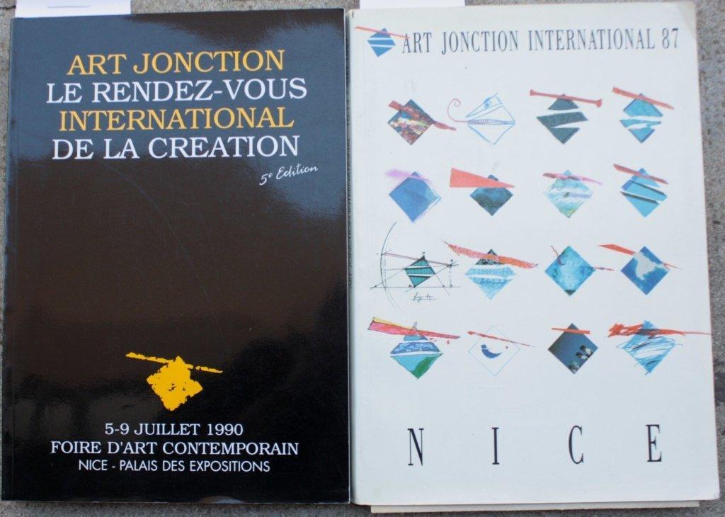 Art Jonction International - Catalogue d'exposition,